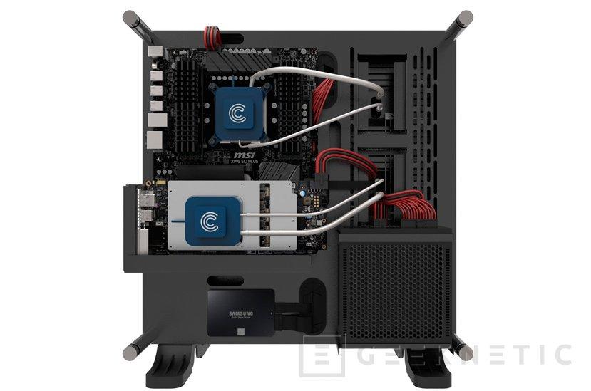 Con este kit de Calyos no necesitarás ningún ventilador en tu torre, Imagen 1