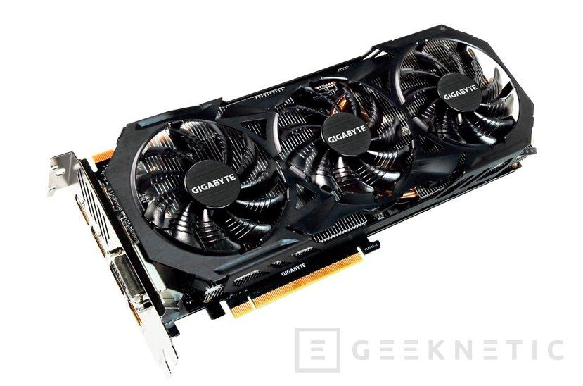 Gigabyte rescata su disipador WindForce 3X para la GTX 1080 Rock Edition G1.Gaming, Imagen 1