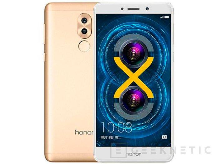 El Honor 6X llegará a España por 249 Euros, Imagen 1