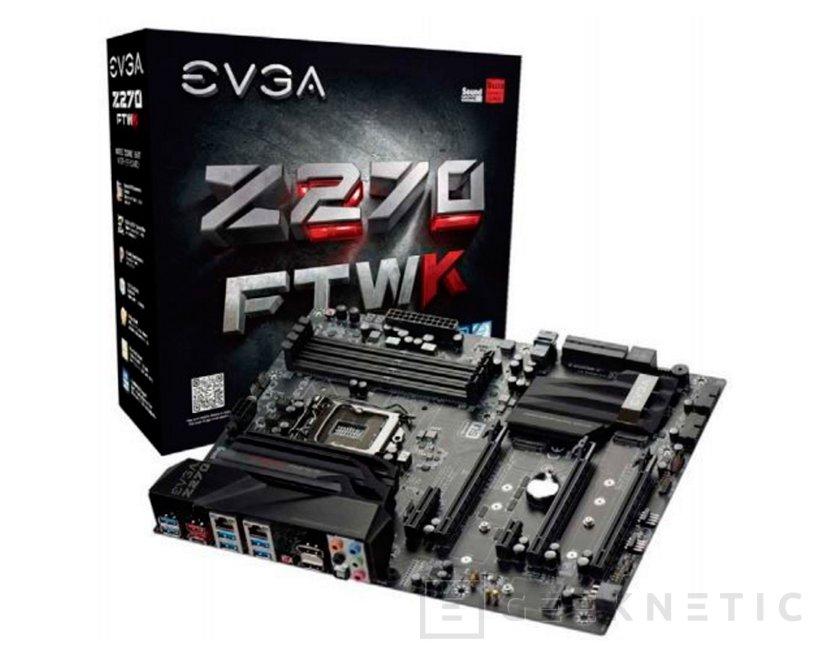 EVGA estrena con tres placas base su nueva serie Z270, Imagen 2
