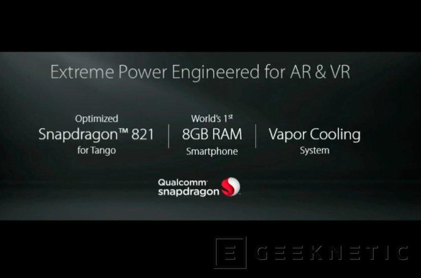 ASUS ZenFone AR con Project Tango y realidad virtual Daydream, Imagen 1