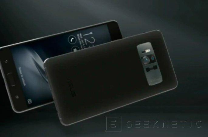 ASUS ZenFone AR con Project Tango y realidad virtual Daydream, Imagen 2