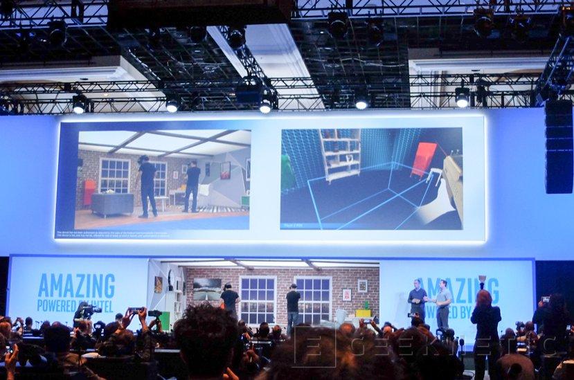 Intel sigue evolucionando su sistema de VR Project Alloy y muestra sus progresos, Imagen 2