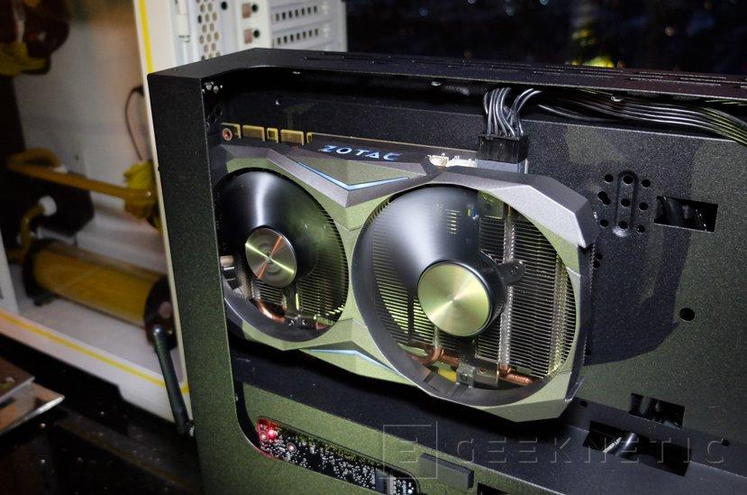 ZOTAC nos enseña la GTX 1080 más pequeña del mundo, Imagen 1