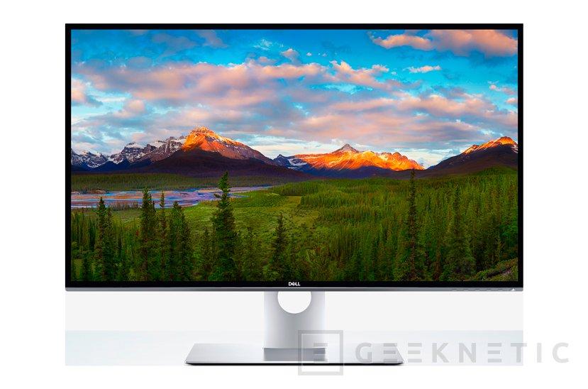 Dell alcanza la resolución 8K en su monitor de 32
