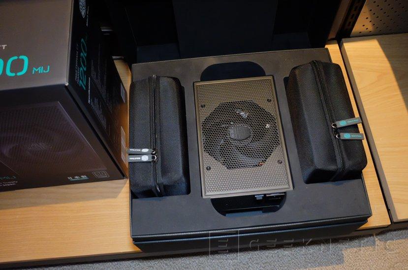 La fuente Cooler Master MasterWatt Maker 1200 MIJ costará 1000 Euros, Imagen 1