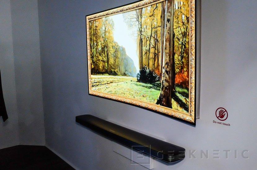 LG presenta una TV tres veces más fina que tu móvil, Imagen 2