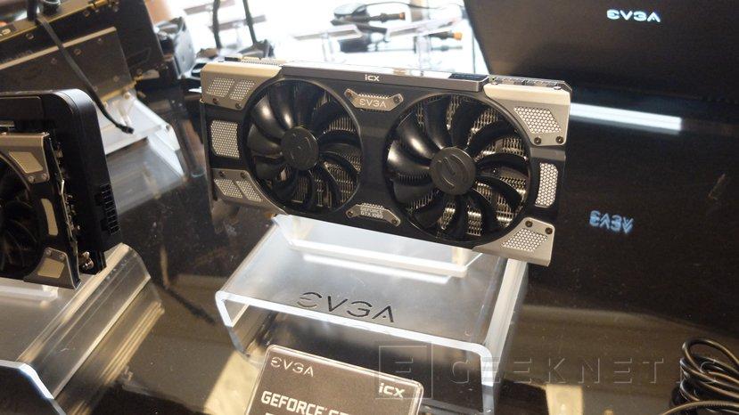 EVGA estrena su disipador ICX para las GTX 1070 y GTX1 080 FTW2 y SC2, Imagen 1