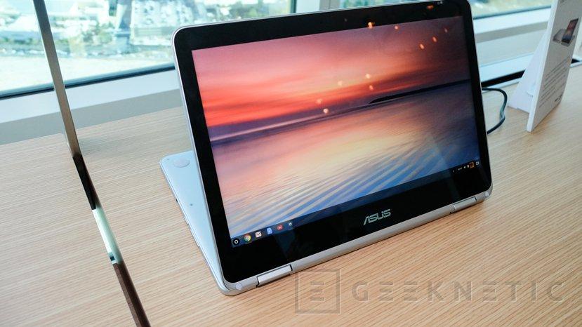 Chromebook convertible ASUS Flip C302, Imagen 2
