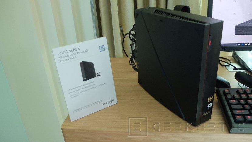El pequeño ASUS VivoPC X está orientado a sistemas de realidad virtual, Imagen 3