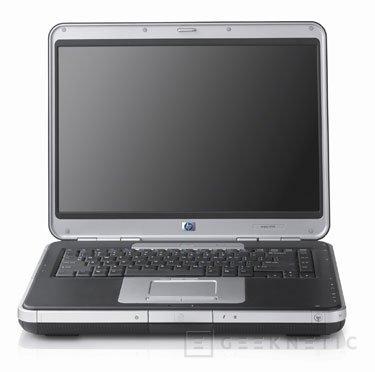 Portátiles HP de altas prestaciones, Imagen 1