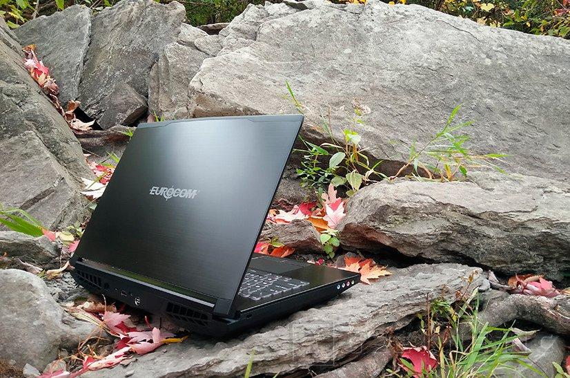 Eurocom Tornado F5, un portátil de 15 pulgadas con GTX 1080 y un Core i7-7700K de sobremesa, Imagen 1