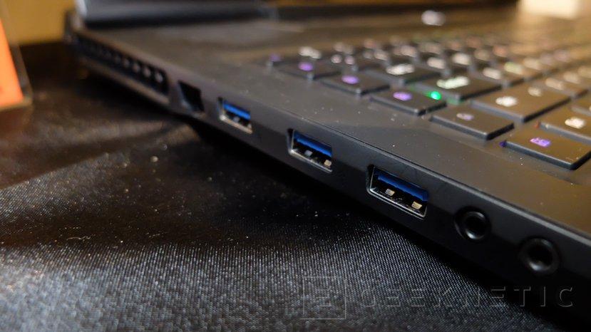 Gigabyte actualiza su potente portátil AORUS X7 con los procesadores Core i7-7820HK y pantalla 4K, Imagen 3