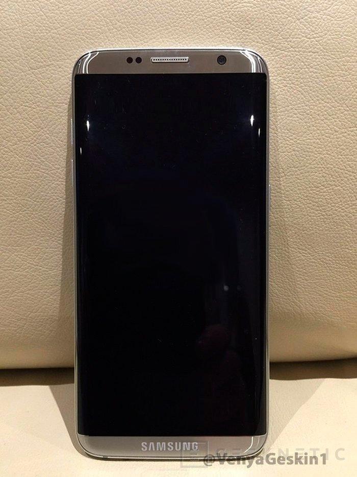 Así será el Galaxy S8, con pantalla curvada y sin botón físico, Imagen 1