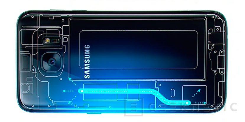 LG utilizará un heatpipe para refrigerar su LG G6, Imagen 1