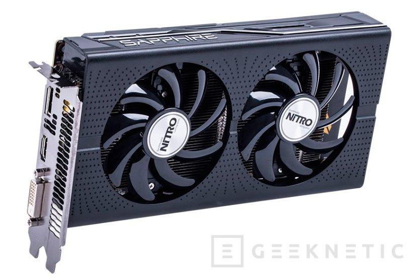 La Sapphire Radeon RX 460 Nitro OC llega con 1024 SP desbloqueados, Imagen 1