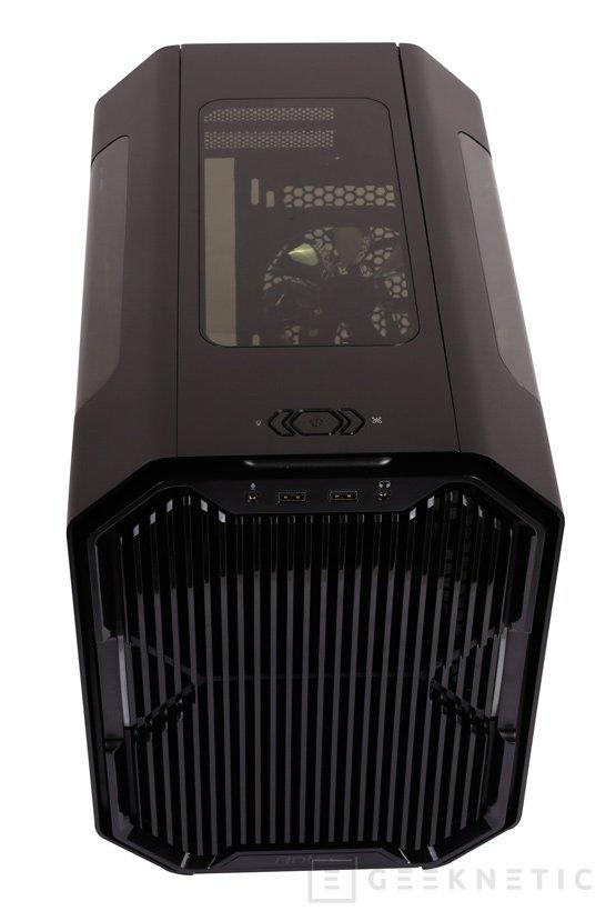 Antec y EK crean esta torre Mini ITX para refrigeración líquida, Imagen 2