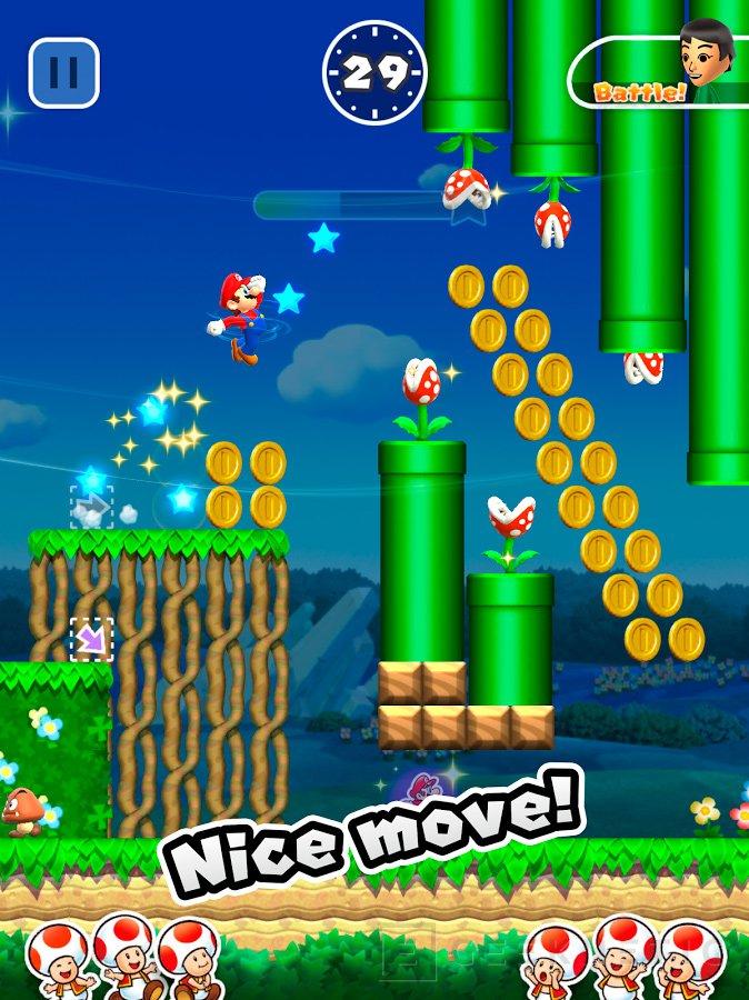 Super Mario Run llegará a Android en marzo, Imagen 1
