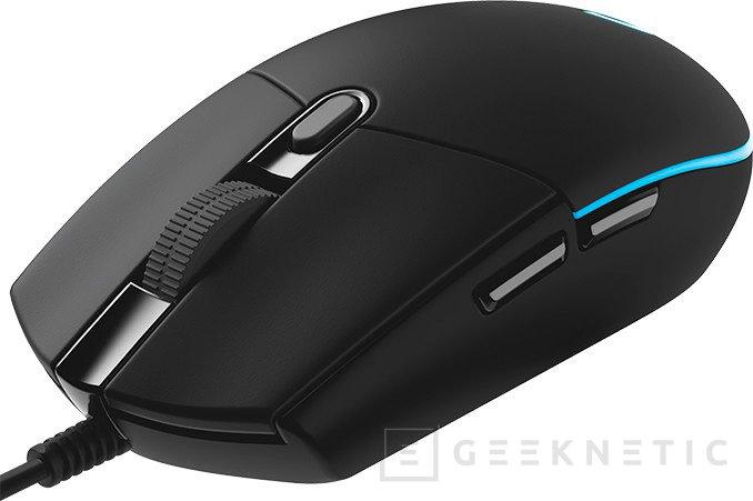 Logitech G203 Prodigy, un ratón gaming económico, Imagen 1