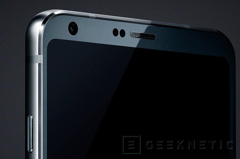 La pantalla del LG G6 tendrá las esquinas redondeadas y formato 18:9, Imagen 2
