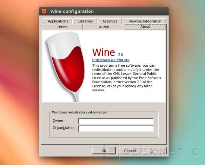 Wine 2.0 ya permite instalar Office en Linux, Imagen 1