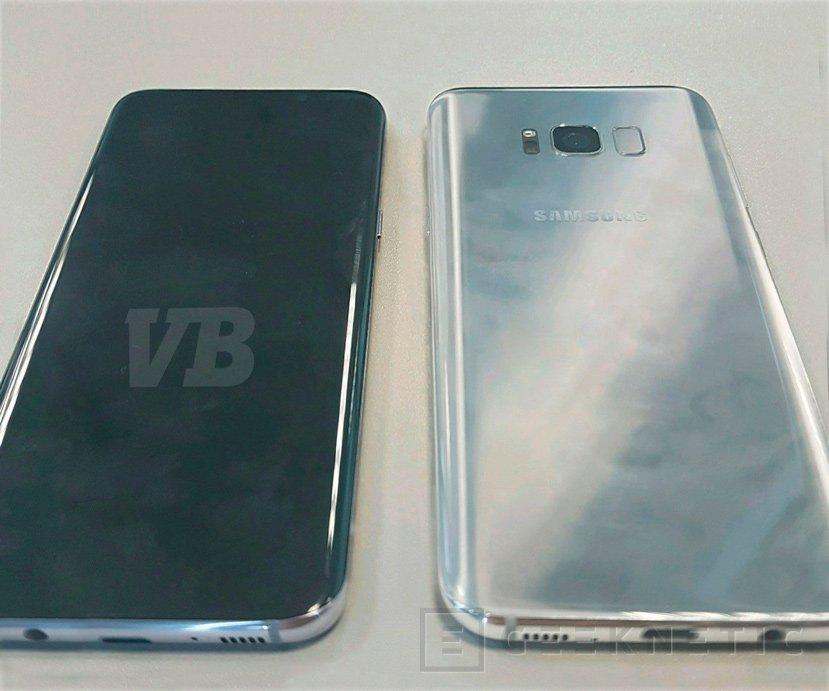 Nuevas imágenes reales del galaxy S8, llegará el 29 de marzo, Imagen 1