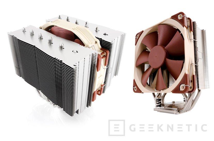 Noctua anuncia sus tres primeros disipadores para AMD RYZEN, Imagen 1