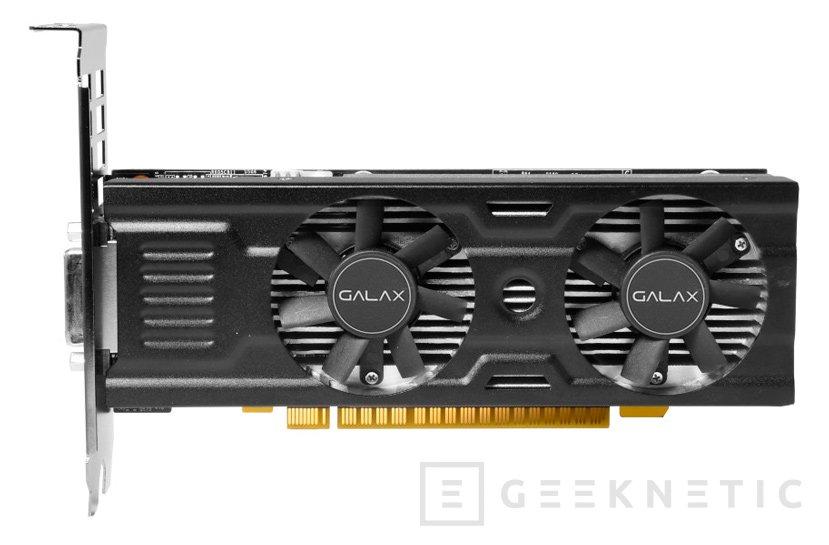 GALAX apuesta por el perfil bajo en sus dos nuevas GTX 1050/Ti, Imagen 1