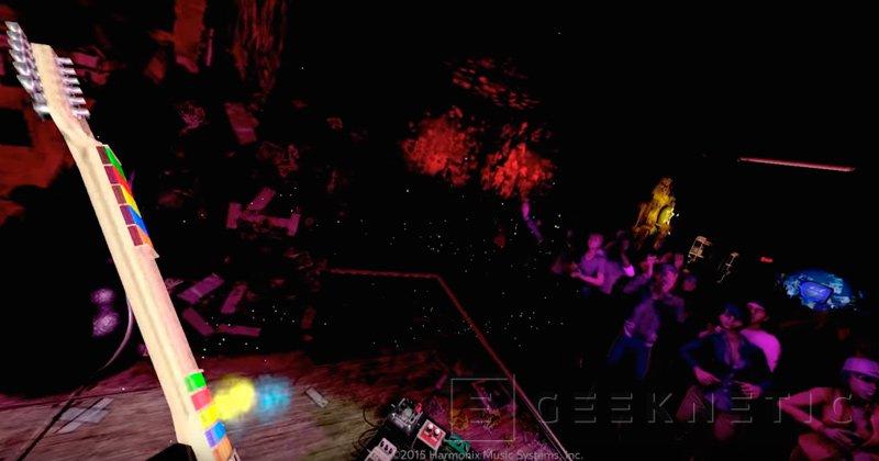 Rock Band será más real que nunca con esta versión para Oculus Rift, Imagen 1