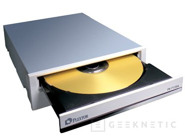 Grabar DVD a 12x con Plextor, Imagen 1