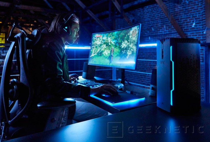Corsair ONE, así será el primer PC completo de la compañía, Imagen 1