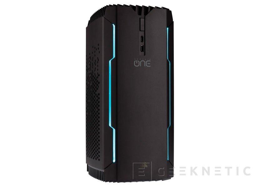 Corsair ONE, así será el primer PC completo de la compañía, Imagen 2