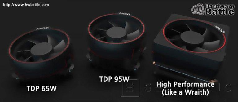Habrá 17 procesadores AMD Ryzen distintos, Imagen 1