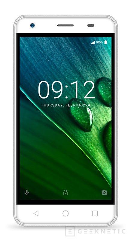 ACER Liquid Z6E, un smartphone económico por menos de 100 Euros, Imagen 1