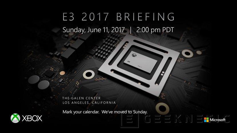La consola Project Scorpio de Microsoft soportará juegos y grabación en 4K, Imagen 1