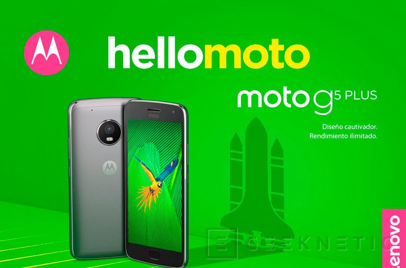 Así serán los Moto G5 y Moto G5 Plus de Lenovo, Imagen 1