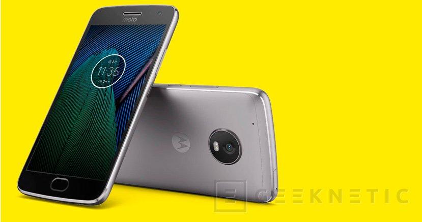 Así serán los Moto G5 y Moto G5 Plus de Lenovo, Imagen 2