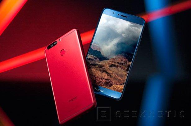 El Honor V9 va a por la gama alta con un SoC Kirin 960 y 6 GB de RAM, Imagen 2