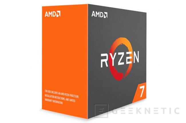 Ya se pueden reservar en España los procesadores AMD Ryzen R7, Imagen 1