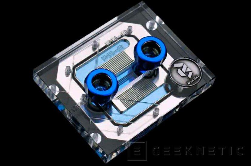BYKSKI anuncia su primer bloque de refrigeración líquida para AMD RYZEN, Imagen 1