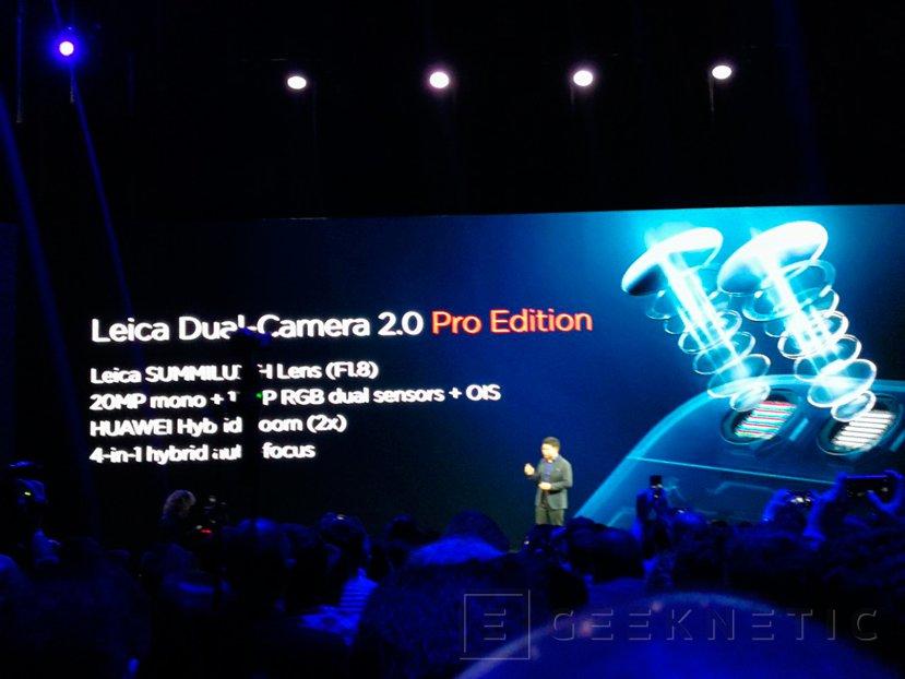 Huawei P10 y P10 Plus, Imagen 2