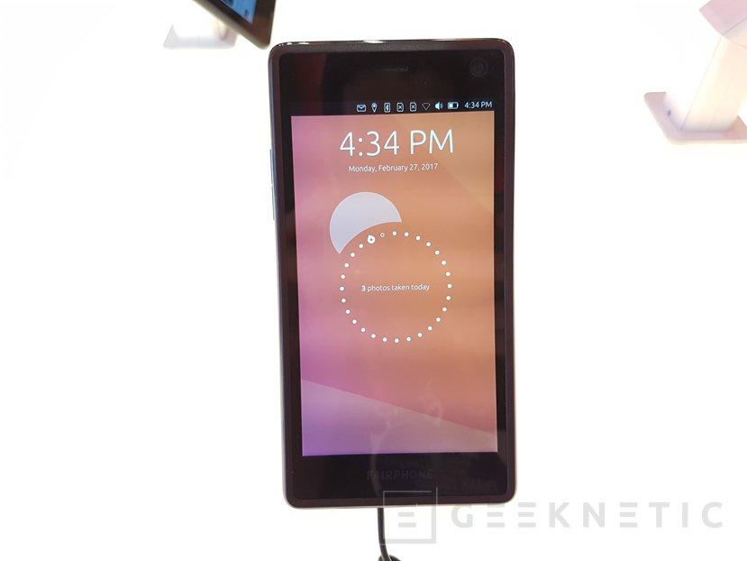 El smartphone Fairphone 2 ya soporta Ubuntu como sistema operativo, Imagen 1