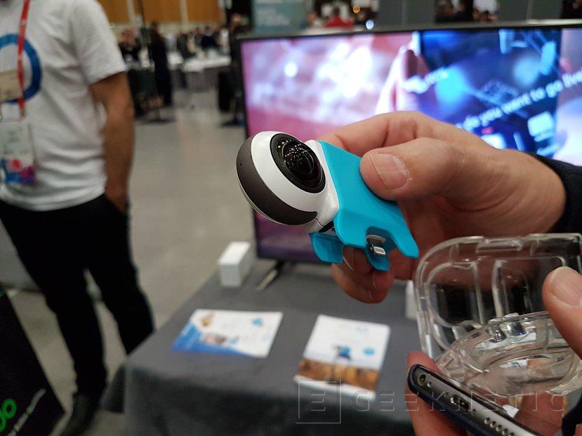 Giroptic IO, una cámara de 360 grados para el móvil, Imagen 2