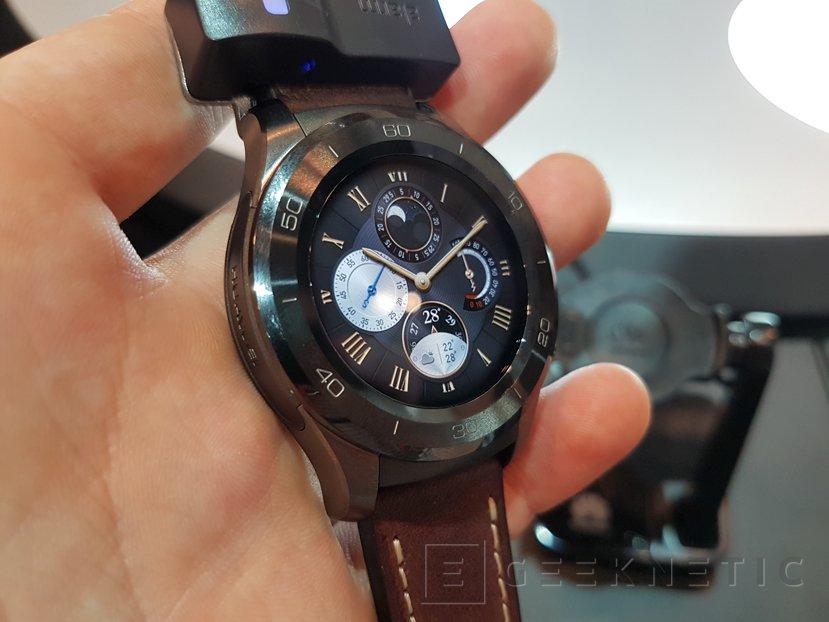 Huawei Watch 2 llega en dos diseños y con tarjeta SIM, Imagen 1