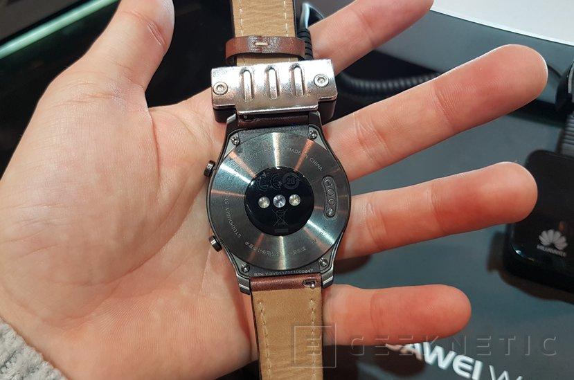 Huawei Watch 2 llega en dos diseños y con tarjeta SIM, Imagen 2