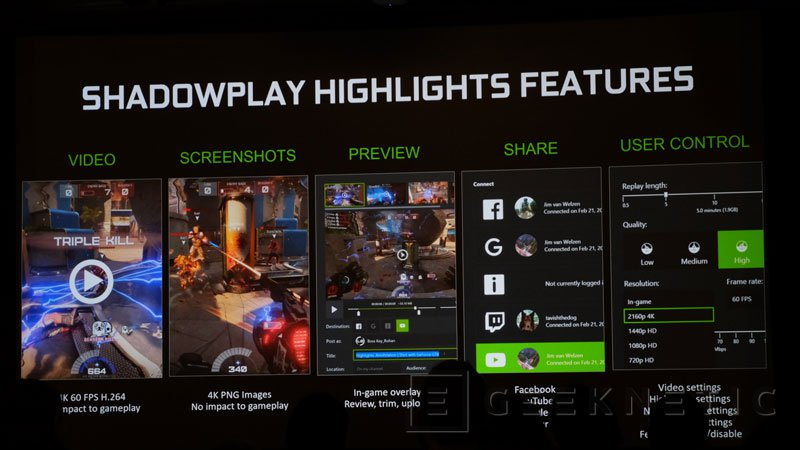 NVIDIA lanza ShadowPlay Highlights de captura automática de momentos divertidos en juegos, Imagen 1