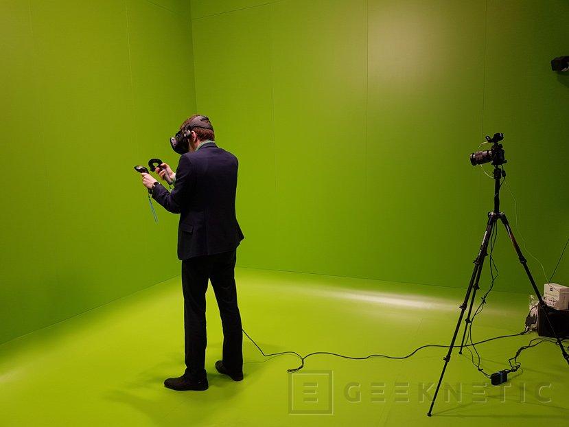 HTC anuncia su sistema de posicionamiento para accesorios de VR Vive track, Imagen 2