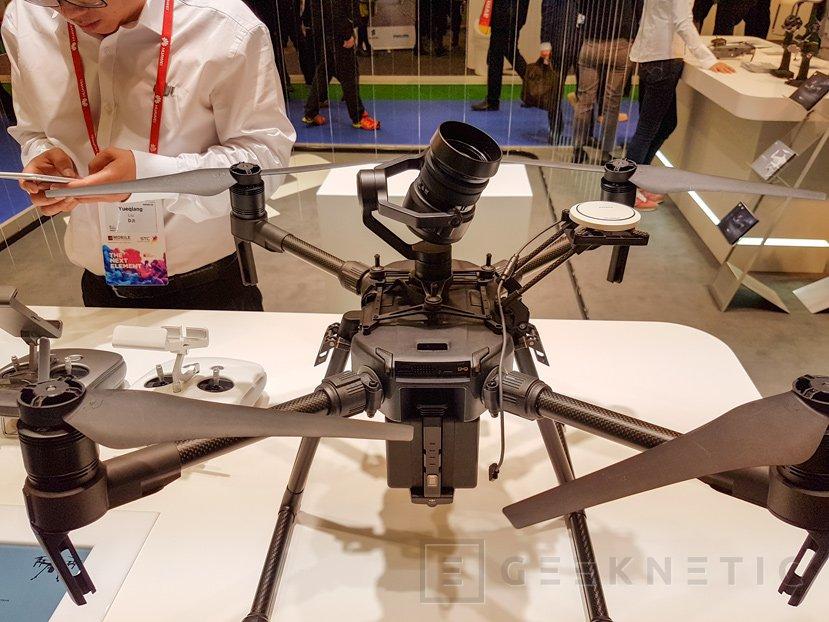 DJI presenta su resistente drone Matrice 200 para profesionales, Imagen 1