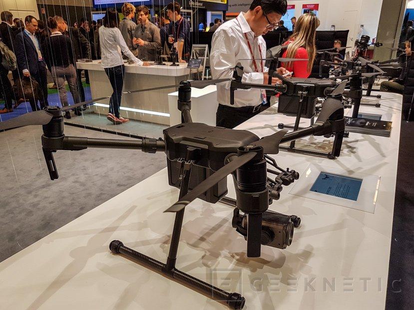 DJI presenta su resistente drone Matrice 200 para profesionales, Imagen 2