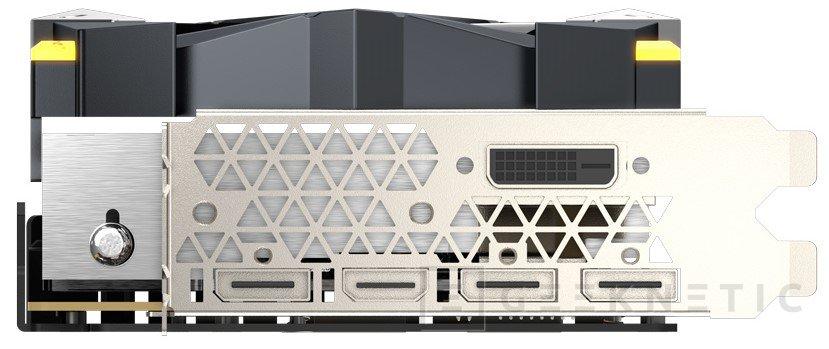 Así serán las ZOTAC GTX 1080 Ti AMP y AMP Extreme personalizadas, Imagen 3